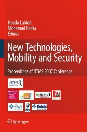 New Technologies, Mobility and Security free download