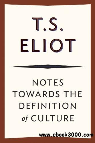 notes towards the definition of culture pdf
