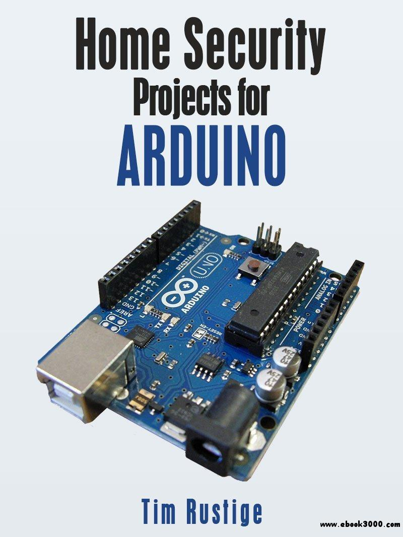 Home security projects for arduino free ebooks download