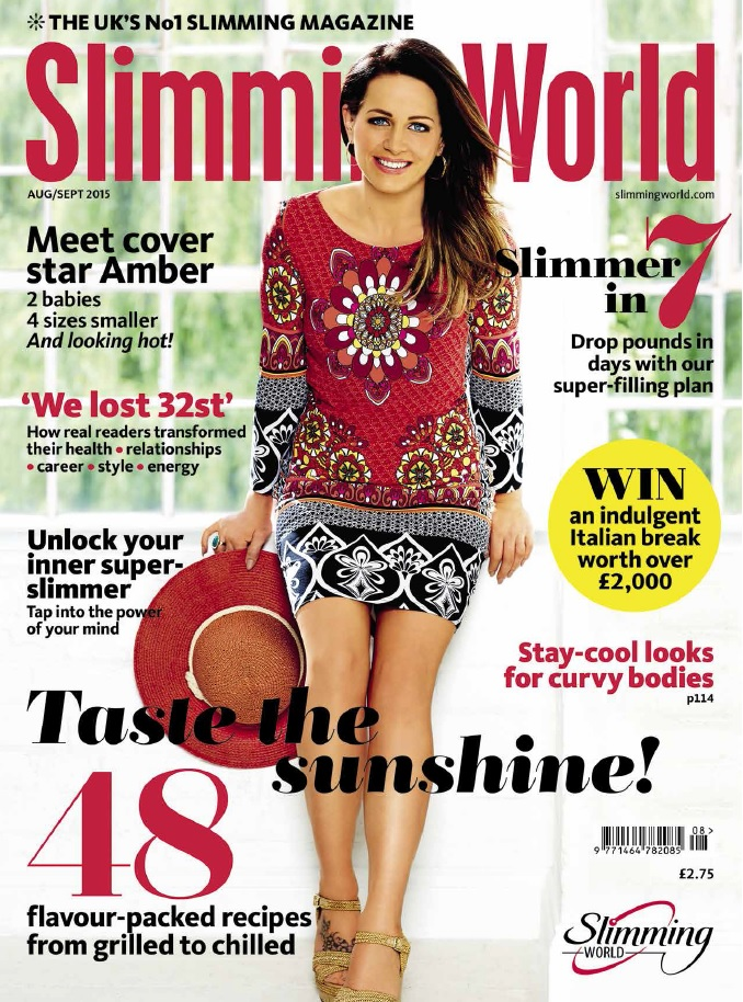 Slimming World August September 2015 Free Ebooks Download