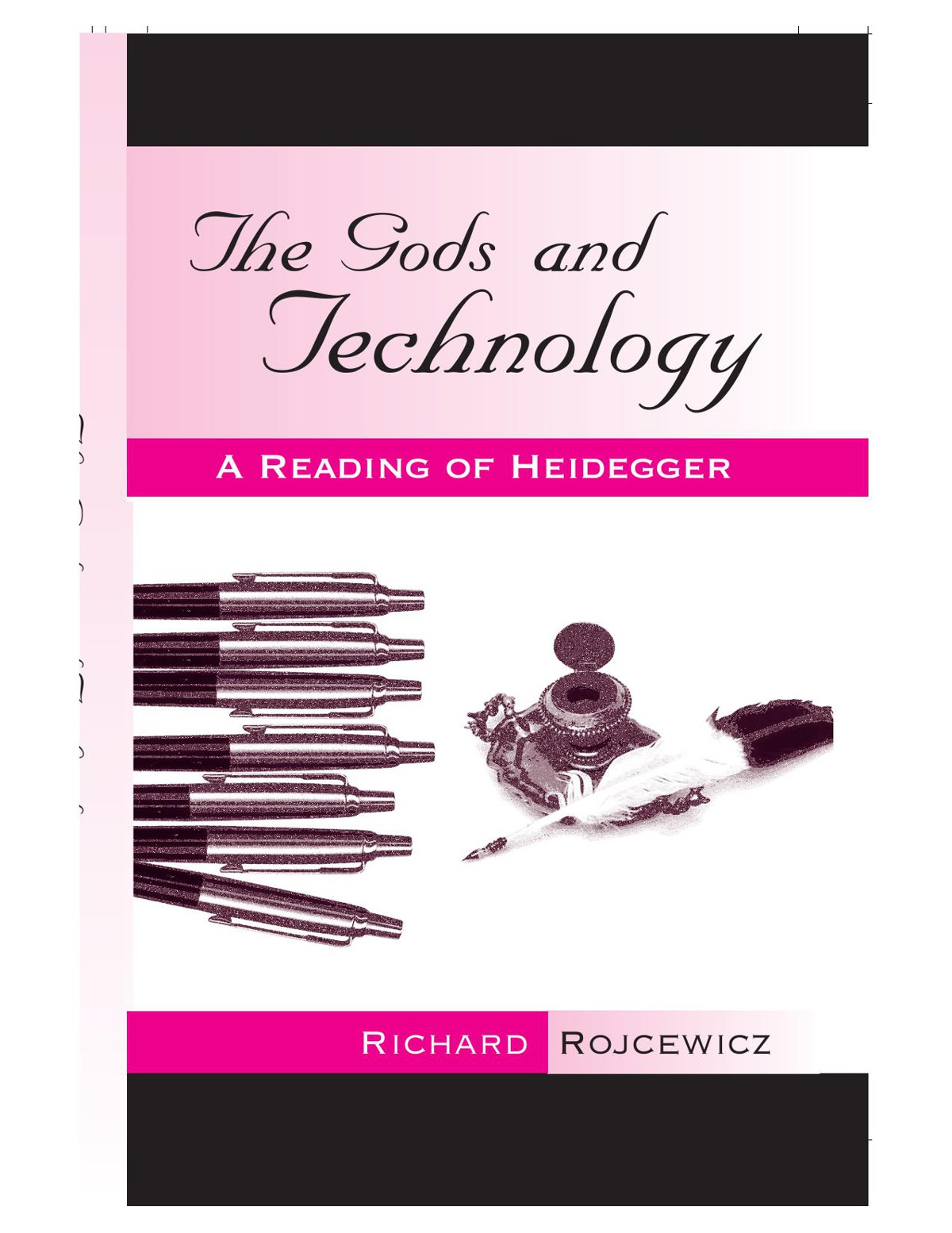 Heidegger – The Question Concerning Technology