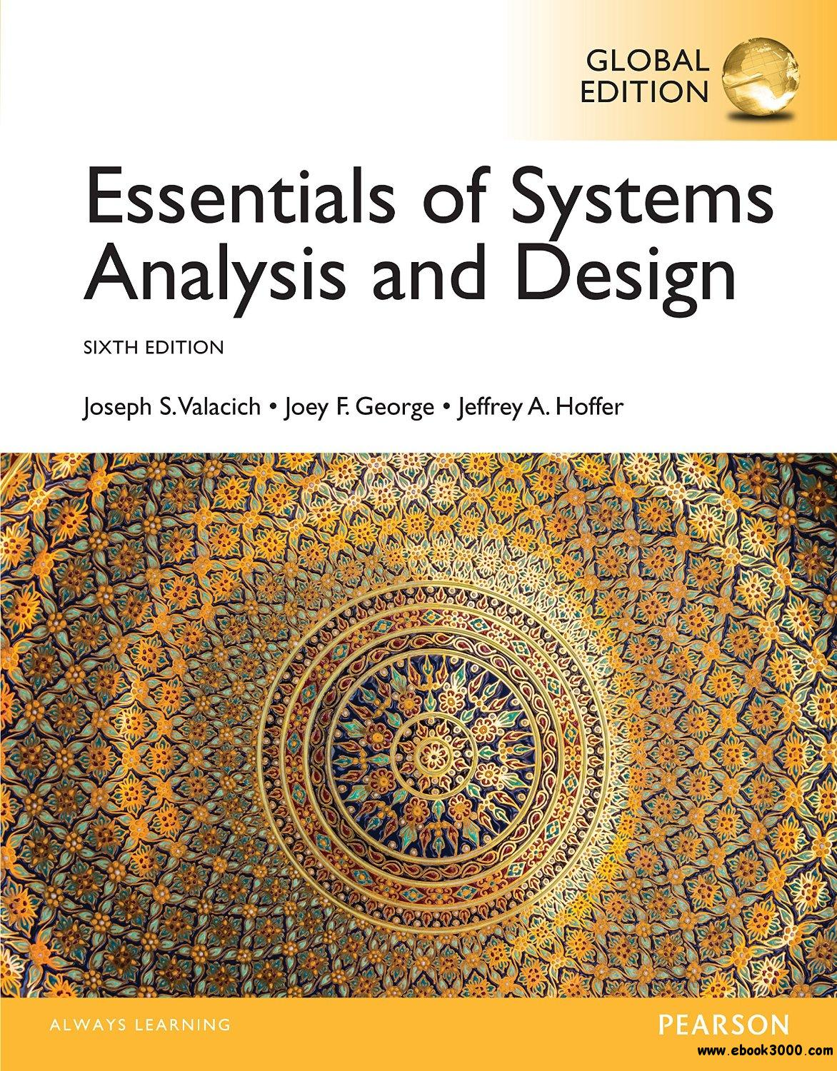Essentials of systems analysis and design free ebooks download fandeluxe Choice Image