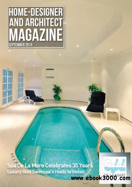 Home Designer And Architect September 2015 Free Ebooks Download