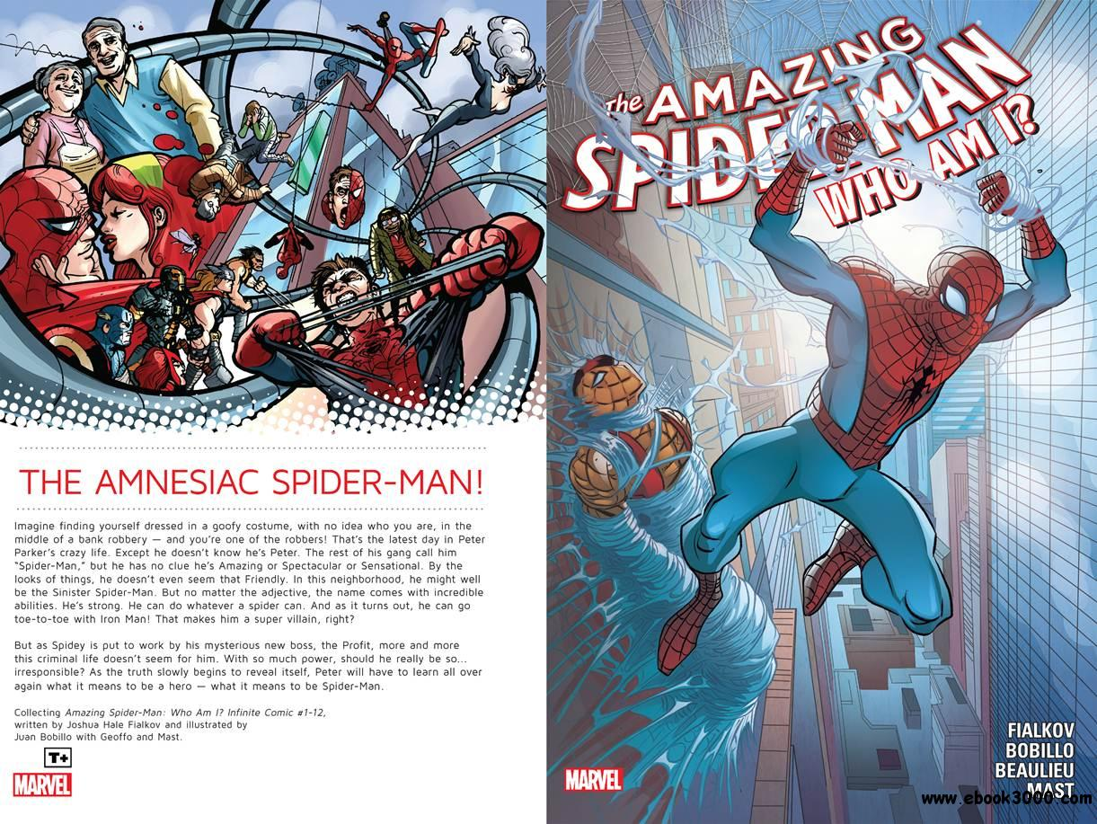 Spiderman Comic Ebook