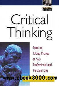 Critical thinking for life