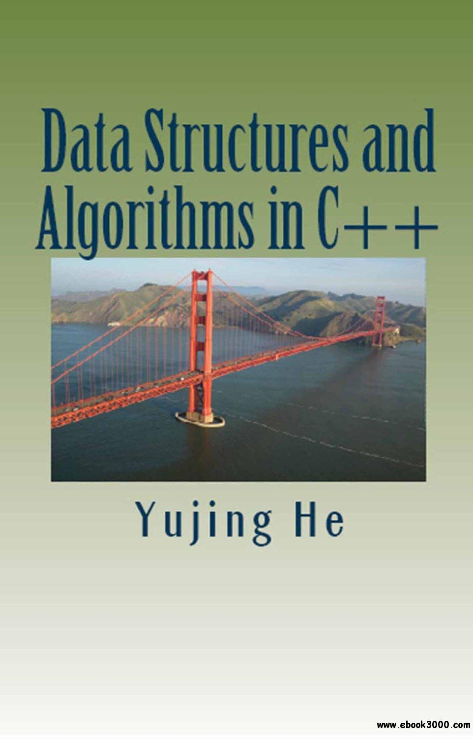 Download Data Structures and Algorithms in C++ Pdf Ebook