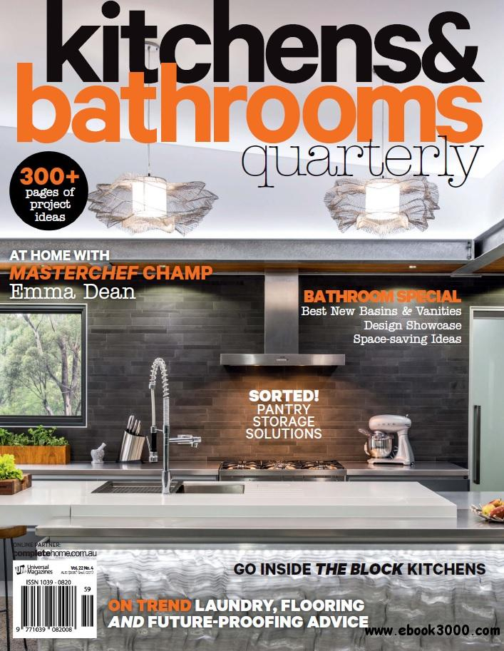 Kitchens Bathrooms Quarterly Volume 22 Issue 4 Free Ebooks Download