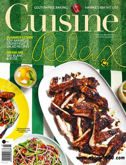 Cuisine january 2016 free ebooks download english 180 pages pdf 3800 mb forumfinder Image collections