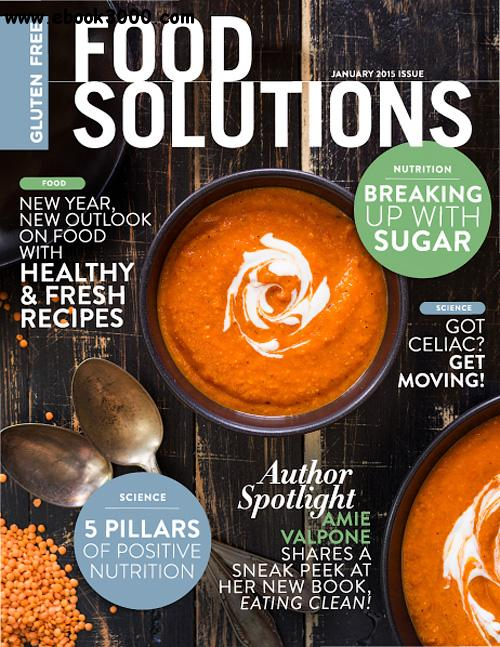 Food Solutions - January 2016 - Free eBooks Download