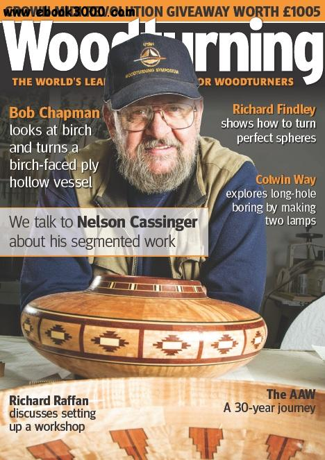 Woodturning - February 2016 free download