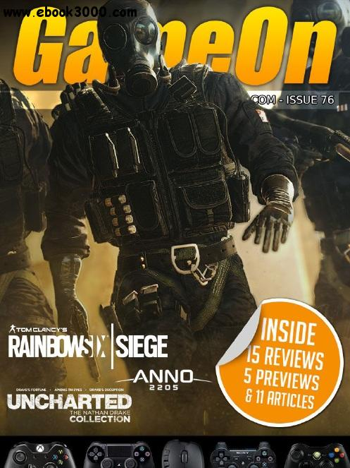GameOn - February 2016 free download