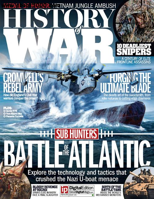 History of War - March 2016 free download