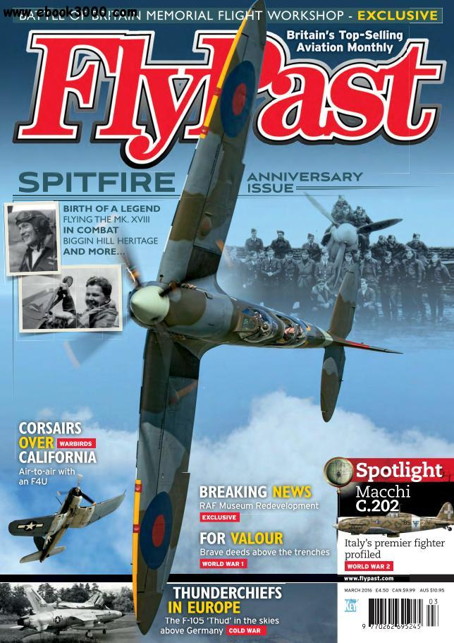 FlyPast - March 2016 free download