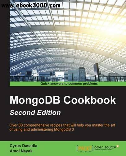 MongoDB Cookbook - Second Edition free download