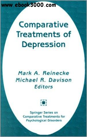 Comparative Treatments of Depression free download