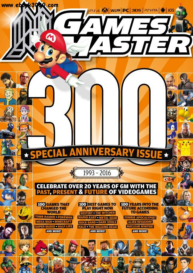Gamesmaster - February 2016 free download