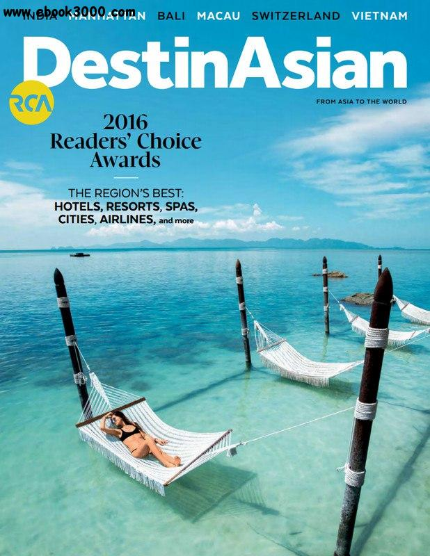 DestinAsian - February/March 2016 free download