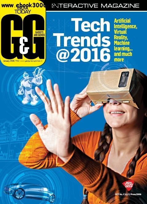 Gadgets and Gizmos - January 2016 free download
