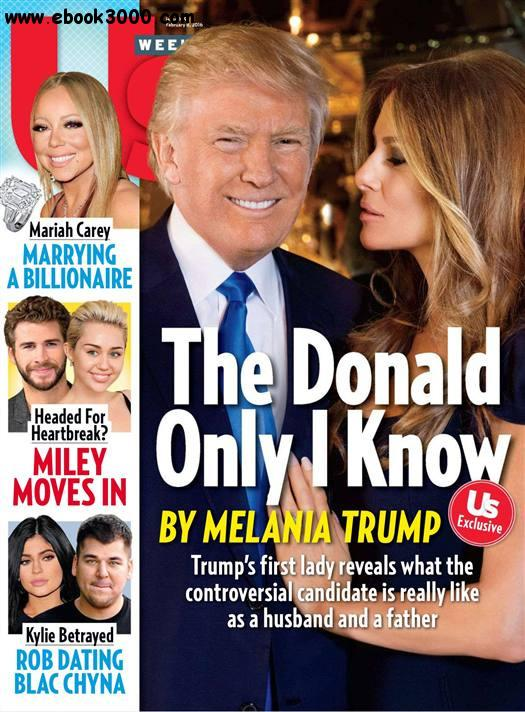 Us Weekly - 8 February 2016 free download