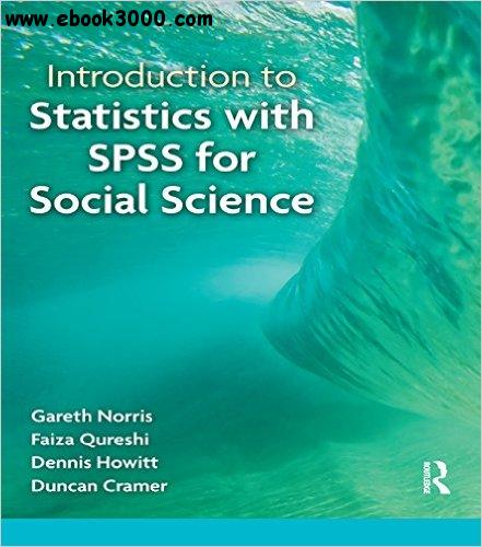 Introduction to Statistics with SPSS for Social Science free download