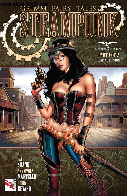 Grimm Fairy Tales Presents Steampunk 001 (2016) free download