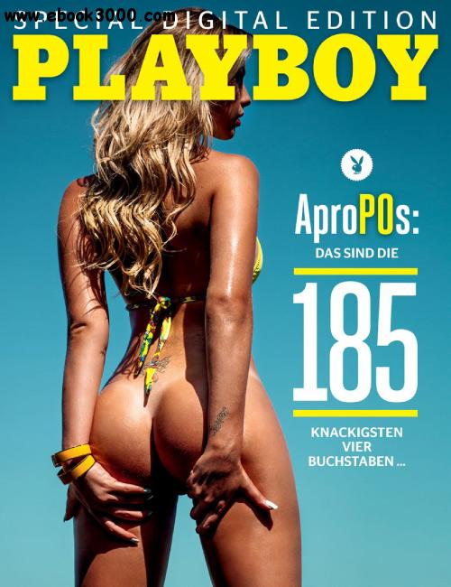 Playboy Germany Spezial - AproPos 2016 free download