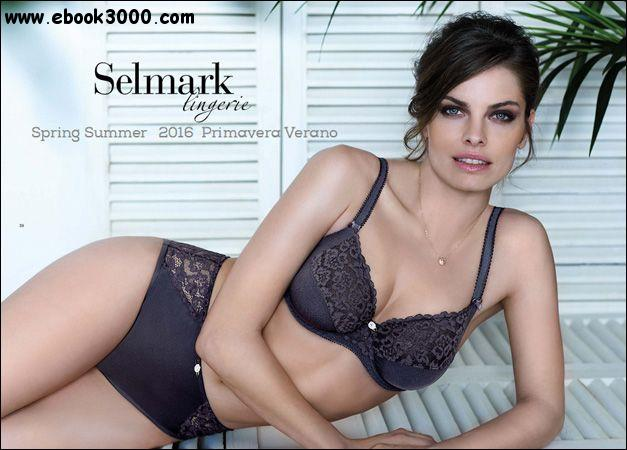 Selmark - Lingerie Spring Summer Collection Catalog 2016 free download