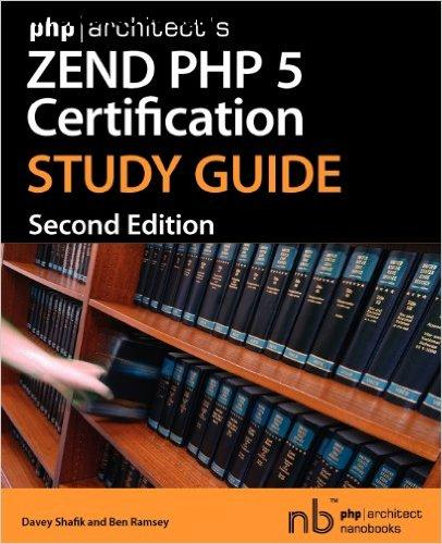 Zend PHP 5 Certification Study Guide free download