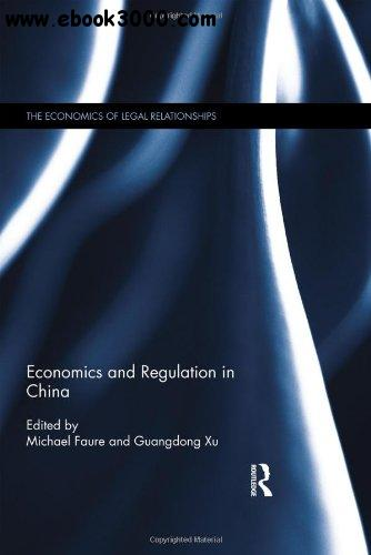 Economics and Regulation in China free download
