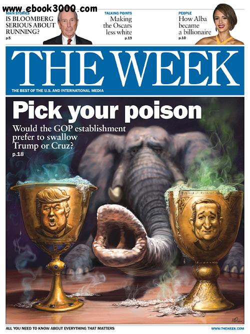The Week USA - 5 February 2016 free download