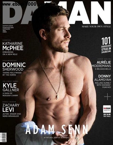 Da Man - February/March 2016 free download