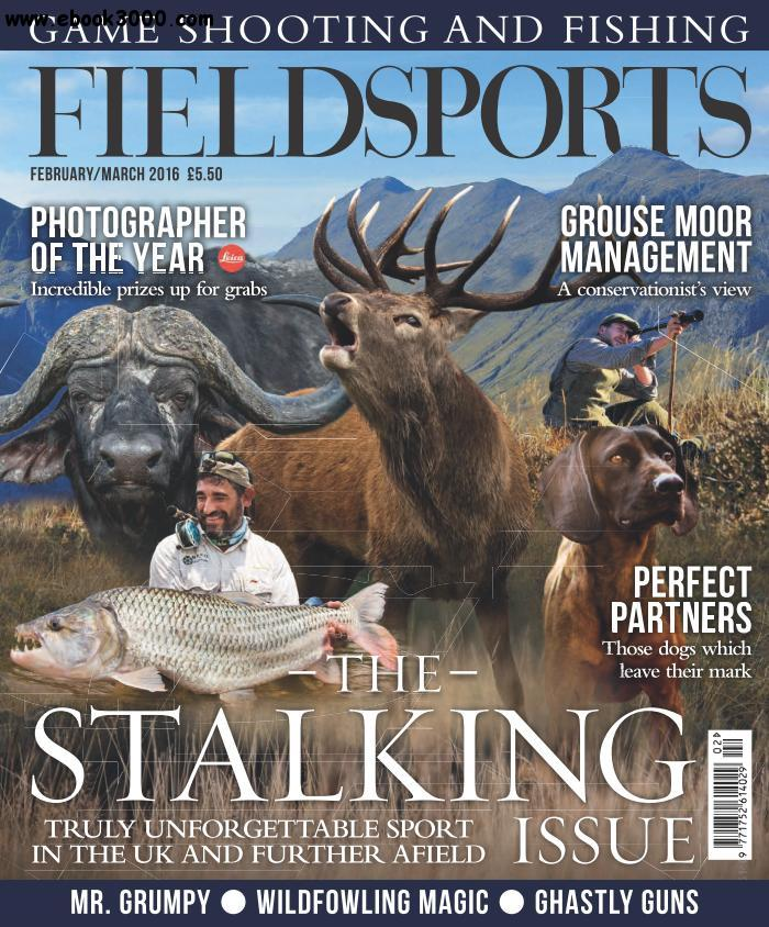 Fieldsports - February-March 2016 free download
