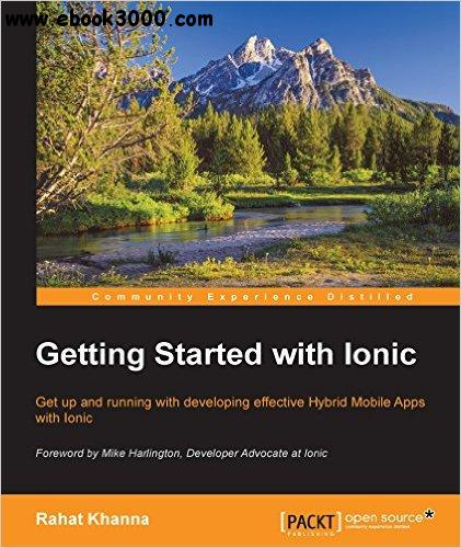 Getting Started with Ionic free download