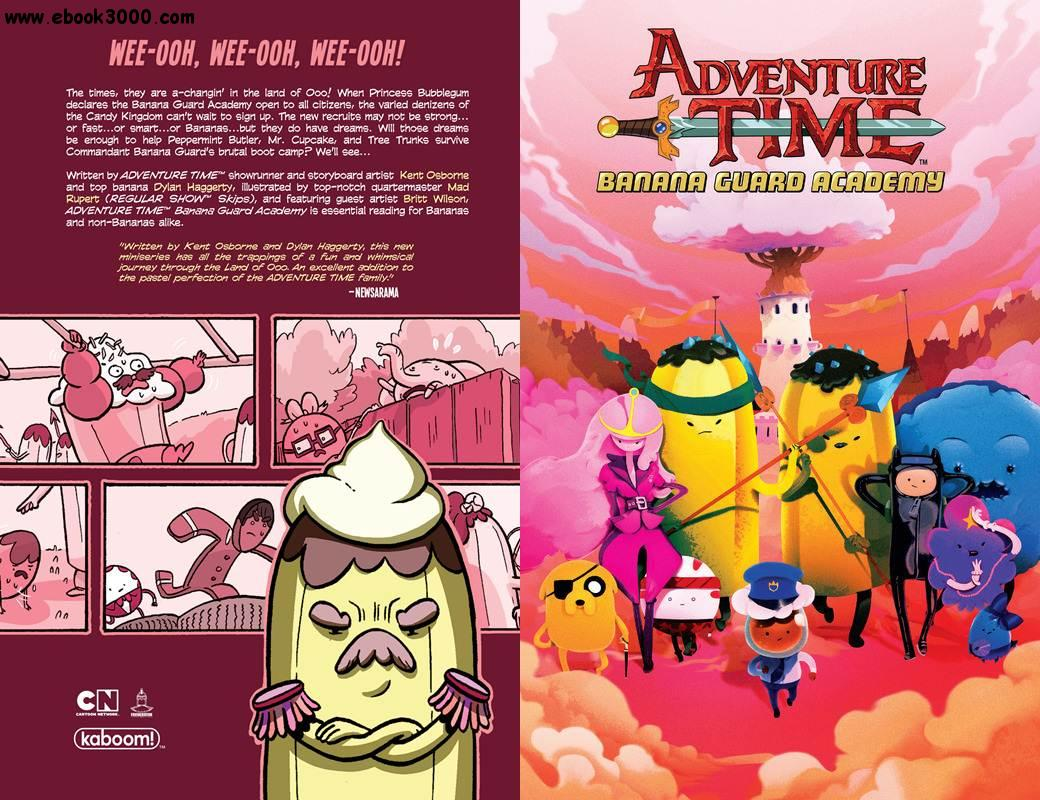 Adventure Time - Banana Guard Academy (2015) free download