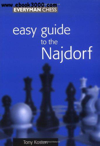 Easy Guide to the Najdorf free download