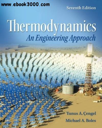 Thermodynamics: An Engineering Approach free download