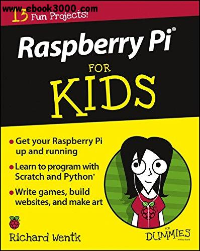 Raspberry Pi for Kids For Dummies free download