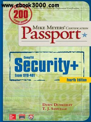 Mike Meyers' CompTIA Security+ Certification Passport, 4th Edition (Exam SY0-401) free download