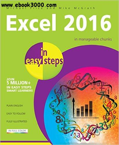 Excel 2016 in easy steps free download