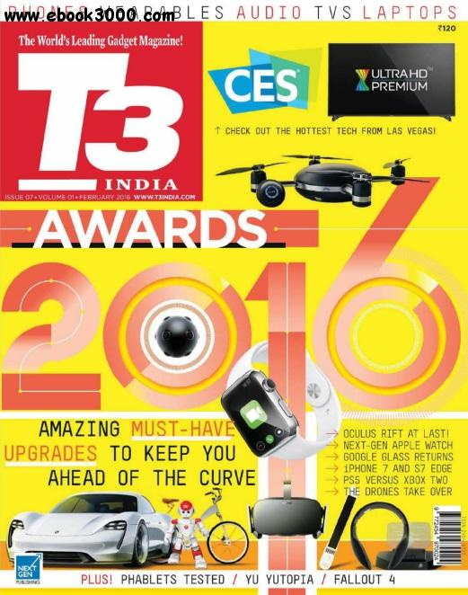 T3 India - February 2016 free download