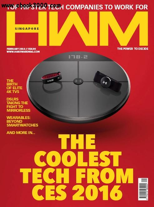 HWM Singapore - February 2016 free download