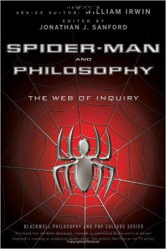 Spider-Man and Philosophy: The Web of Inquiry free download