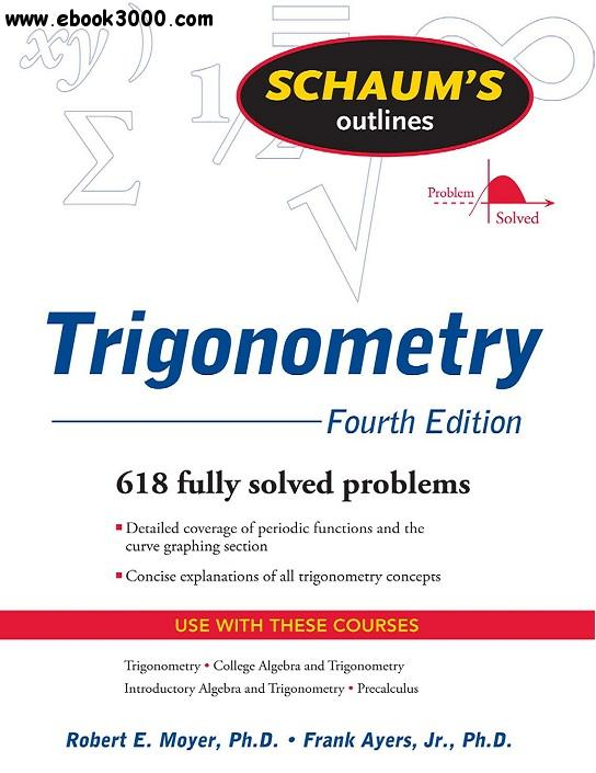 Schaum's Outline of Trigonometry, 4th edition free download