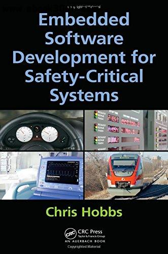 Embedded Software Development for Safety-Critical Systems free download