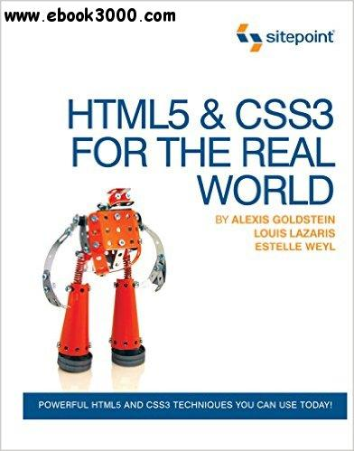 HTML5 & CSS3 For The Real World free download