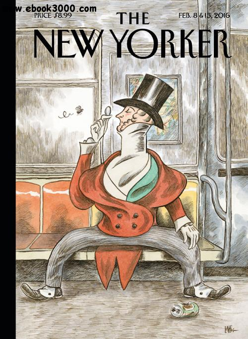 The New Yorker - 8 February 2016 free download