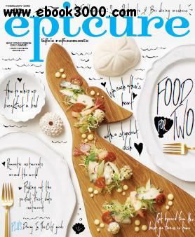 epicure - February 2016 free download