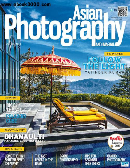 Asian Photography - February 2016 free download