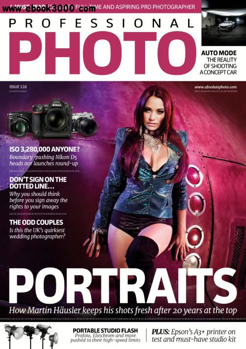 Photo Professional - Issue 116, 2016 free download