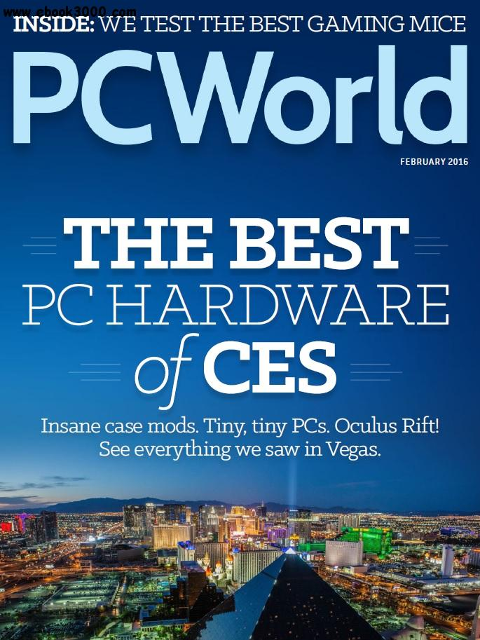 PC World - February 2016 free download